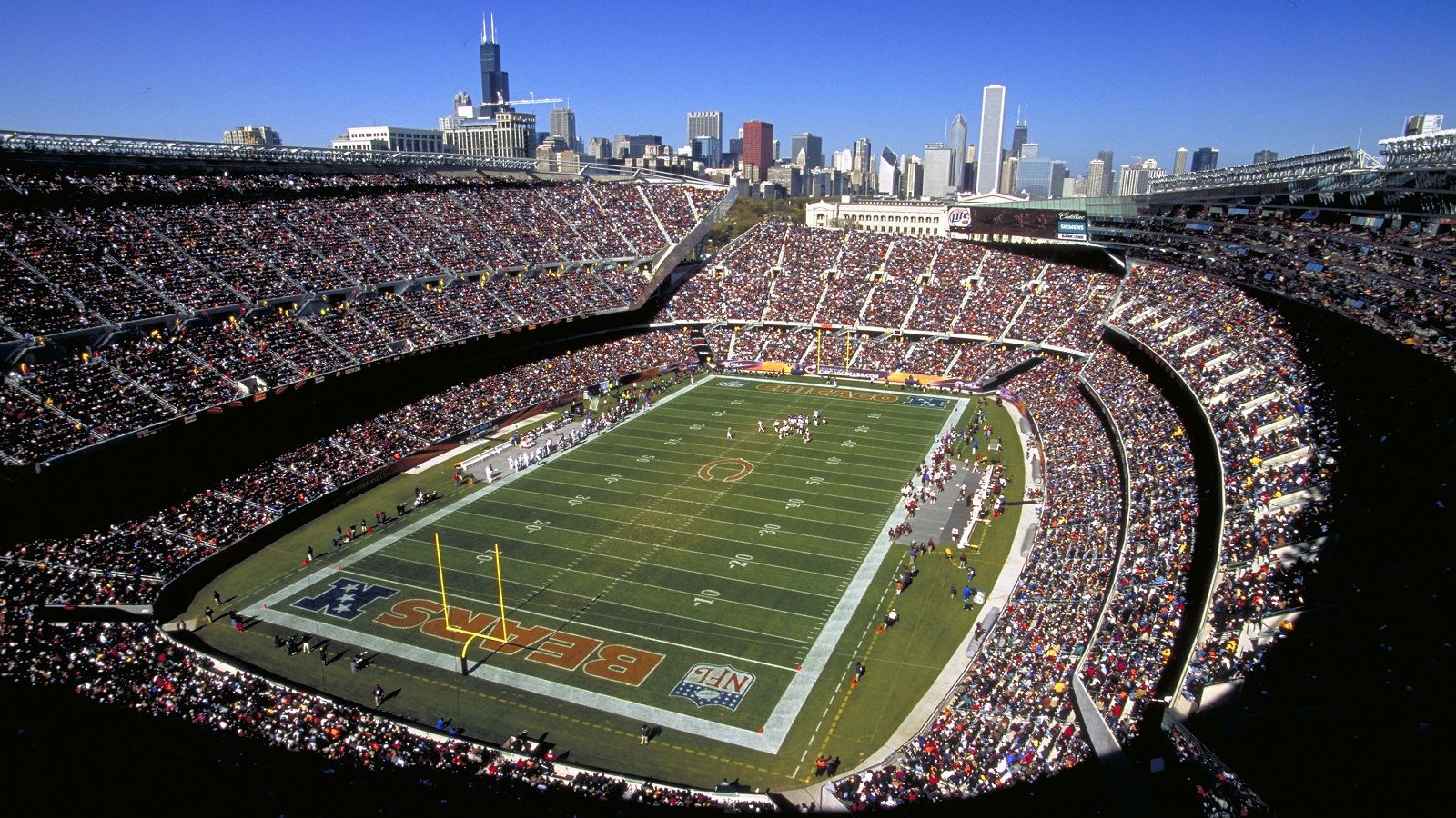 Hotel Rooms In Chicago Near Soldier Field