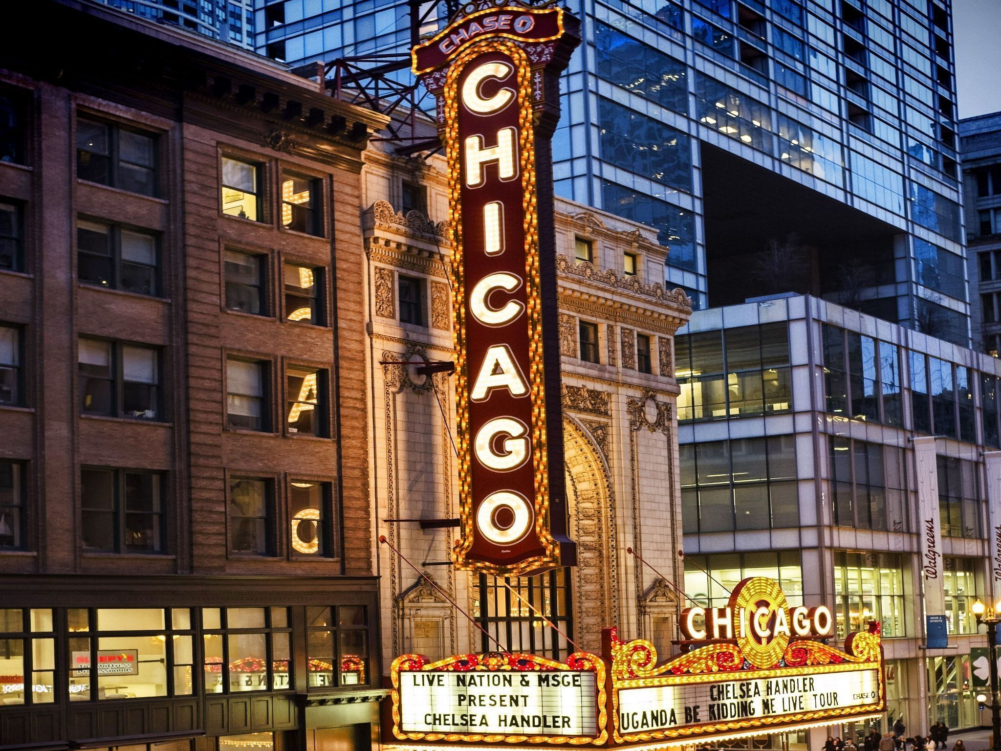 W Chicago - City Center - Theaters